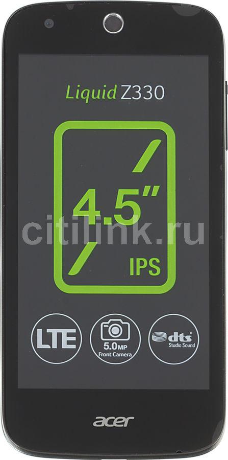 Смартфон ACER Liquid Z330  черный