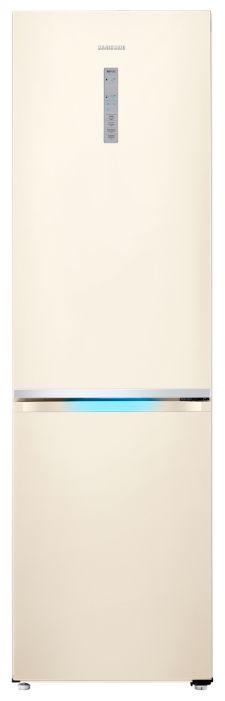 Холодильник SAMSUNG RB41J7851EF,  двухкамерный,  бежевый [rb41j7851ef/wt]