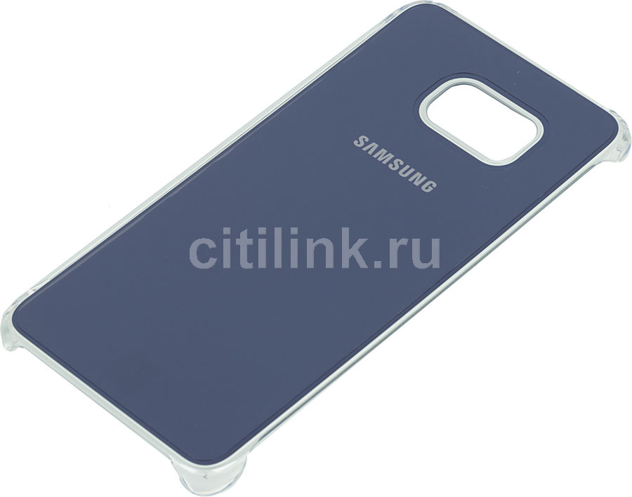 Чехол (клип-кейс) SAMSUNG GloCover G928, для Samsung Galaxy S6 Edge Plus, темно-синий [ef-qg928mbegru]