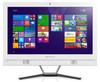 Моноблок LENOVO C40-30, Intel Pentium 3825U, 4Гб, 1000Гб, nVIDIA 820 - 2048 Мб, DVD-RW, Windows 10, белый [f0b400txrk] вид 1