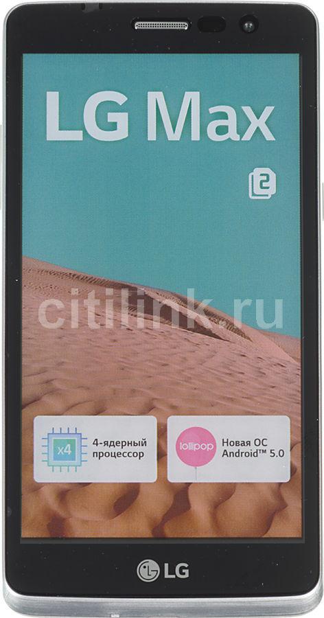 Смартфон LG Max X155  золотистый