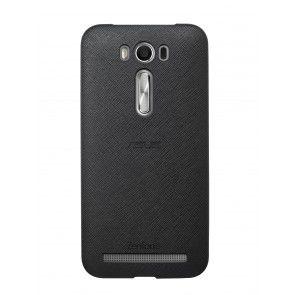 Чехол (клип-кейс) ASUS PF-11 slim, для Asus ZenFone 2 ZE500KG/ZE500KL, черный [90xb02ua-bsl000]
