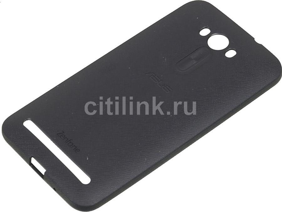 Чехол (клип-кейс) ASUS PF-01, для Asus ZenFone 2 ZE550KL/ZE551KL, черный [90xb00ra-bsl300]