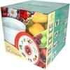 Сушилка для овощей и фруктов СПЕКТР-ПРИБОР Ветерок-3,  белый,  3 поддона вид 6