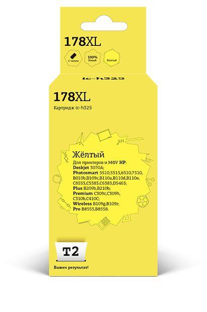 Картридж T2 IC-H325, CB325HE, желтый