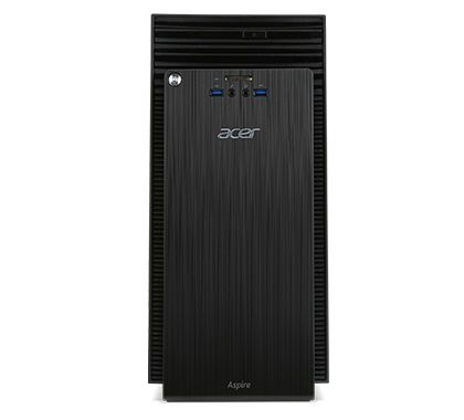 Компьютер  ACER Aspire TC-705,  Intel  Core i3  4160,  DDR3 4Гб, 500Гб,  Intel HD Graphics 4400,  DVD-RW,  CR,  Windows 10 Home,  черный [dt.sxner.080]