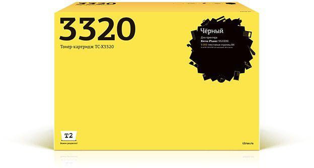 Картридж T2 TC-X3320 черный