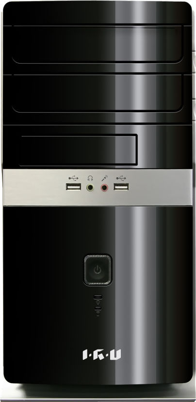 Компьютер  IRU City 319,  Intel  Celeron  J1800,  DDR3 4Гб, 500Гб,  Intel HD Graphics,  DVD-RW,  Windows 7 Professional,  черный [326005]