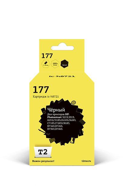 Картридж T2 IC-H8721 черный