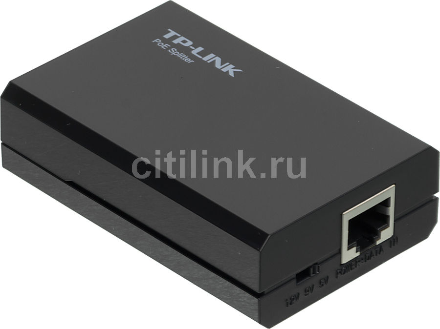Адаптер TP-Link TL-POE10R PoE Splitter IEEE 802.3af
