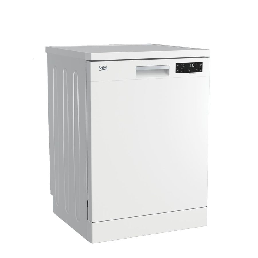 Посудомоечная машина BEKO DFN26210W,  полноразмерная, белая