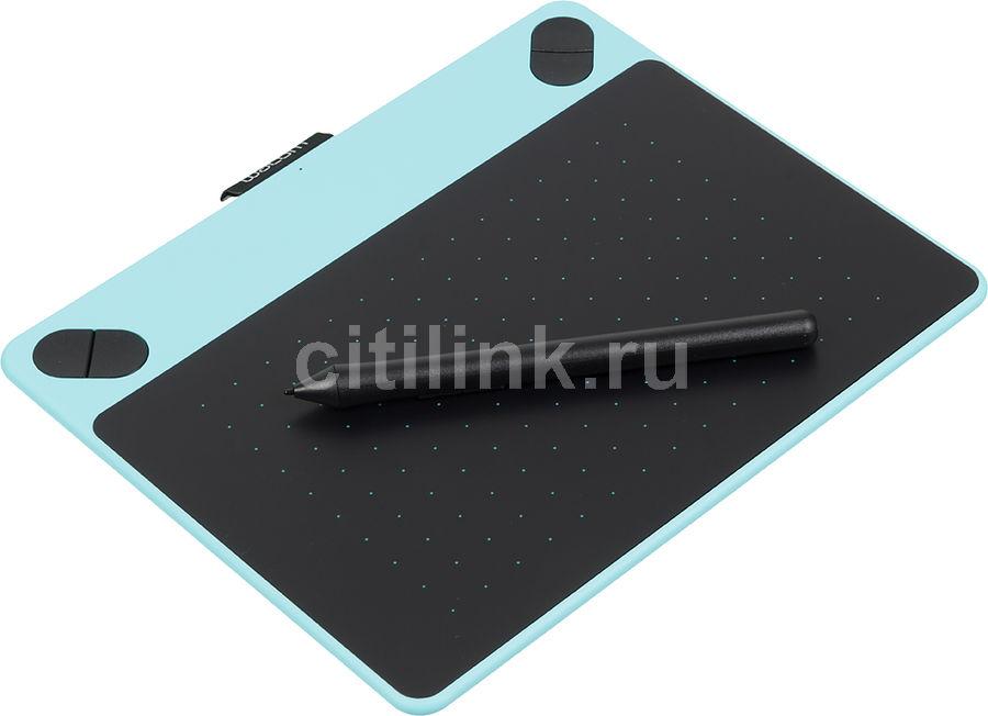 Графический планшет WACOM Intuos Art PT S CTH-490AB-N А6 голубой