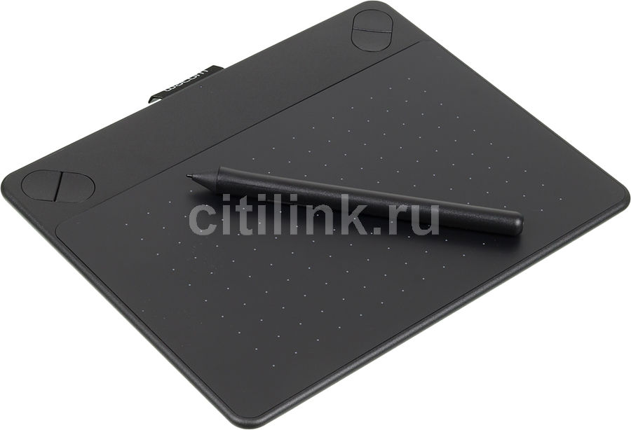 WACOM Intuos Photo PT S CTH-490PK-N А6 черный