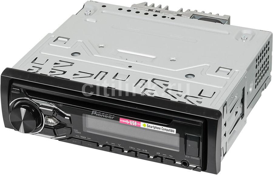Автомагнитола PIONEER DEH-1800UBA,  USB
