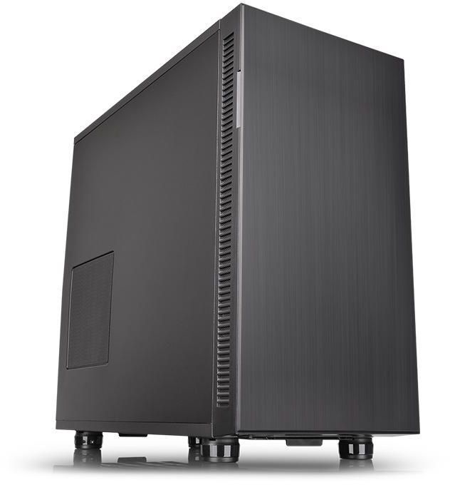 Корпус ATX THERMALTAKE Suppressor F31, Midi-Tower, без БП, черный