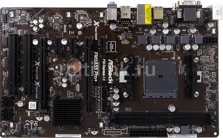 New Driver: ASRock FM2A55 Pro+ AMD SATA RAID