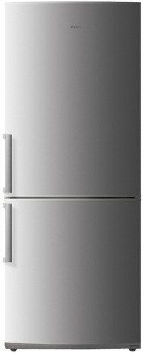 Холодильник АТЛАНТ ХМ 6221-180,  двухкамерный,  серебристый
