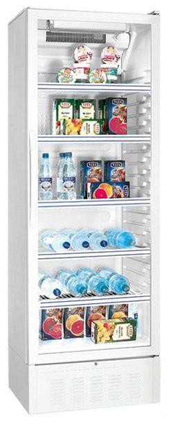Холодильная витрина АТЛАНТ 1001,  однокамерный, белый