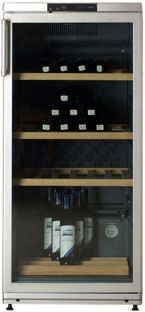 Винный шкаф АТЛАНТ ХТ 1007,  однокамерный,  белый