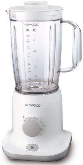 Блендер KENWOOD BL460,  стационарный,  белый/серый