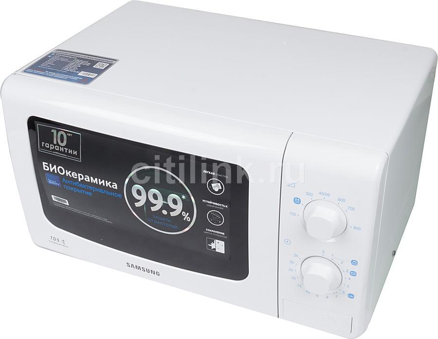 Микроволновая Печь Samsung ME713KR 20л. 800Вт белый (отремонтированный)