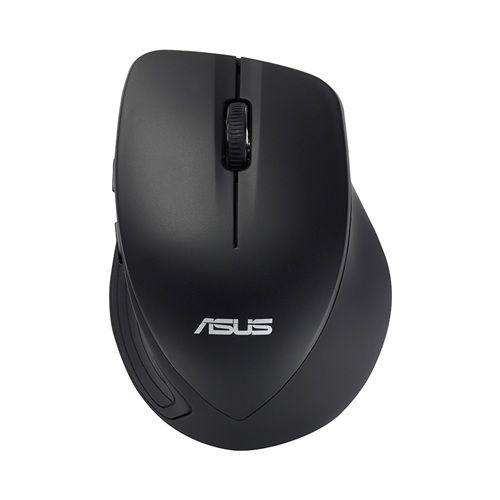 Мышь ASUS WT465 оптическая беспроводная USB, черный [90xb0090-bmu040]
