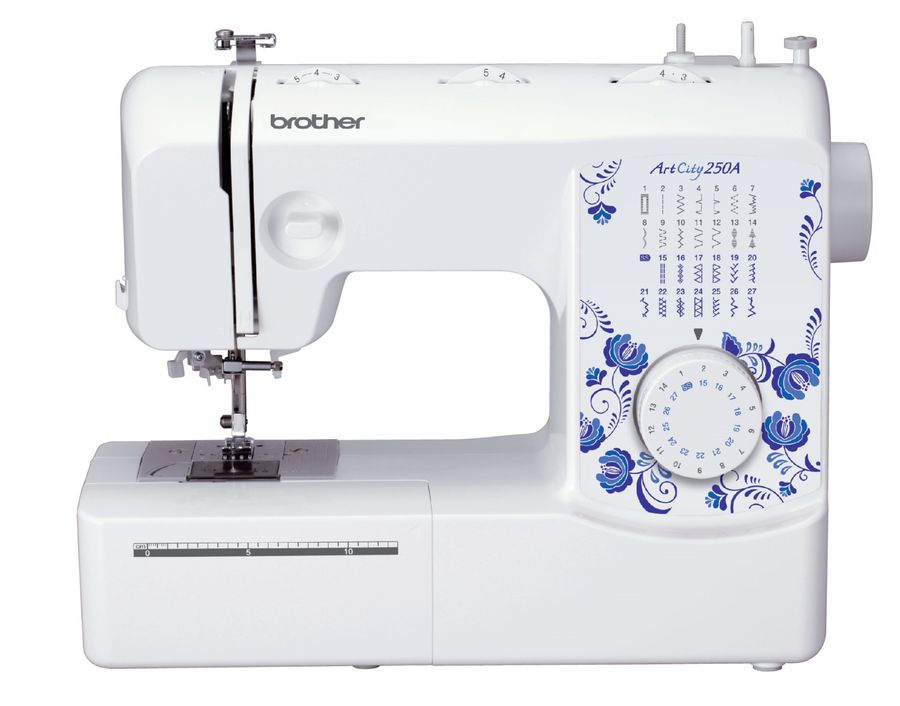 Швейная машина BROTHER ArtCity 250A белый [artcity250a]