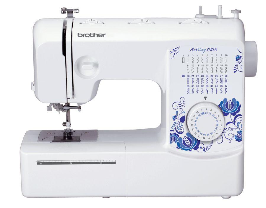 Швейная машина BROTHER ArtCity 300A белый [artcity300a]