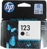 Картридж HP 123 черный
