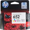 Картридж HP 652 многоцветный