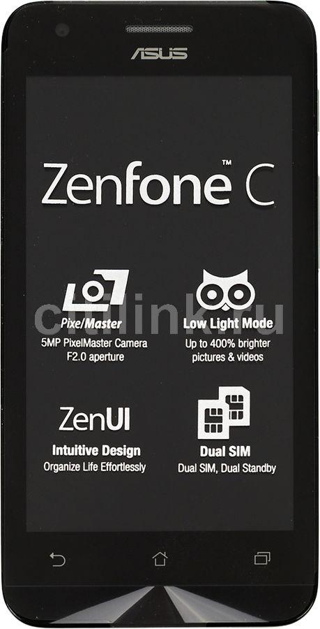 Смартфон ASUS Zenfone C ZC451CG  8Gb, белый