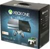 Игровая консоль MICROSOFT Xbox One с 1 ТБ памяти, игрой Halo 5 guardians,  KF6-00012, серый/камуфляж вид 18