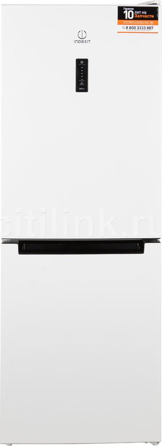 Холодильник INDESIT DF 5160 W,  двухкамерный, белый