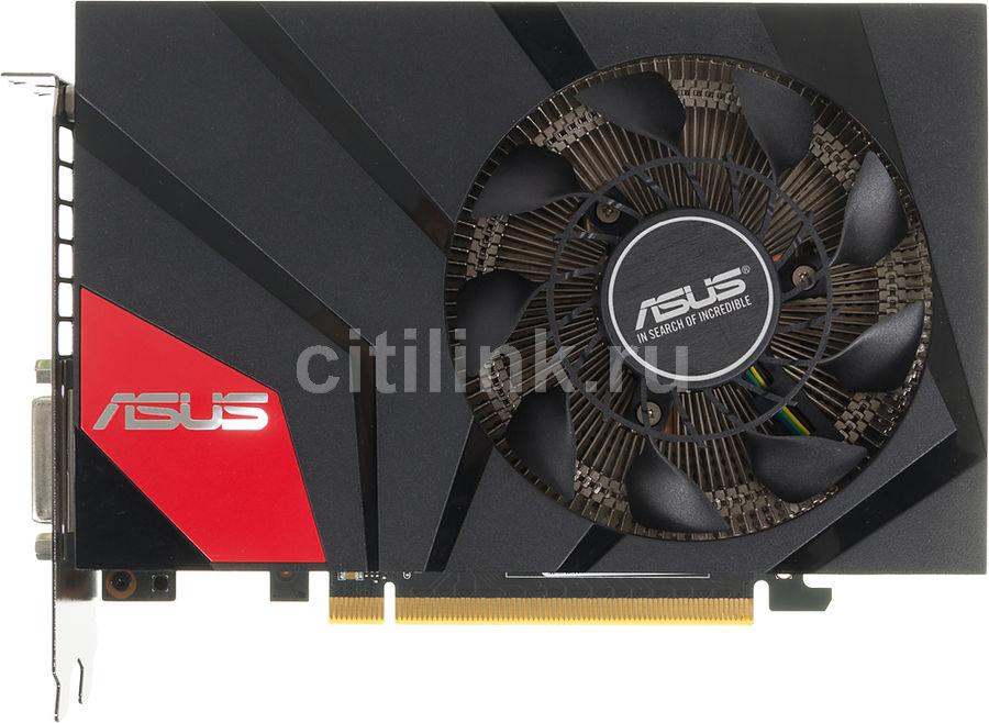 Видеокарта ASUS GeForce GTX 960,  GTX960-MOC-4GD5,  4Гб, GDDR5, OC,  Ret