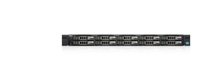 Сервер Dell PowerEdge R430 2xE5-2650v3 2x16Gb 2RRD x8 2x600Gb 10K 2.5