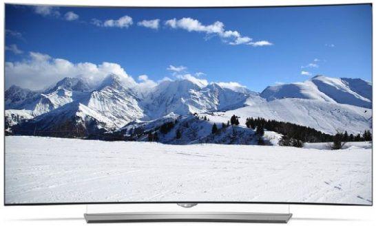 LED телевизор LG 55EG960V