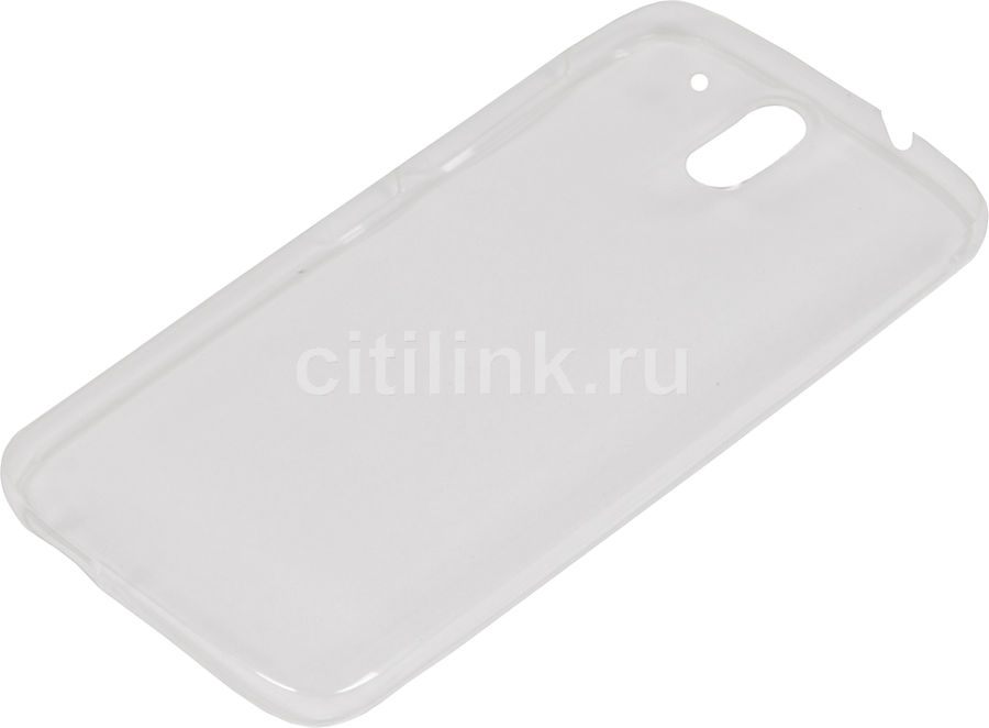 Чехол (клип-кейс) REDLINE iBox Crystal, для HTC Desire 526G, прозрачный [ут000007302]