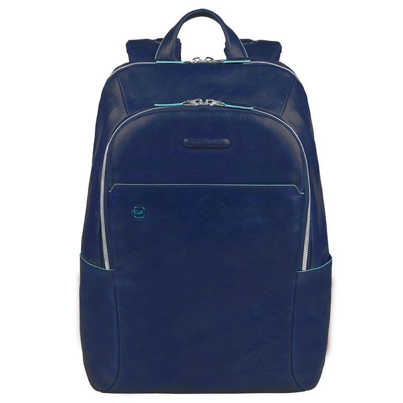 Рюкзак Piquadro Blue Square CA3214B2/BLU2 синий натур.кожа