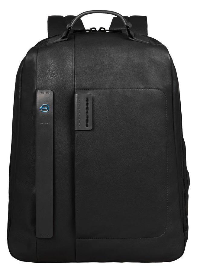 Рюкзак Piquadro Pulse CA3349P15/N черный натур.кожа