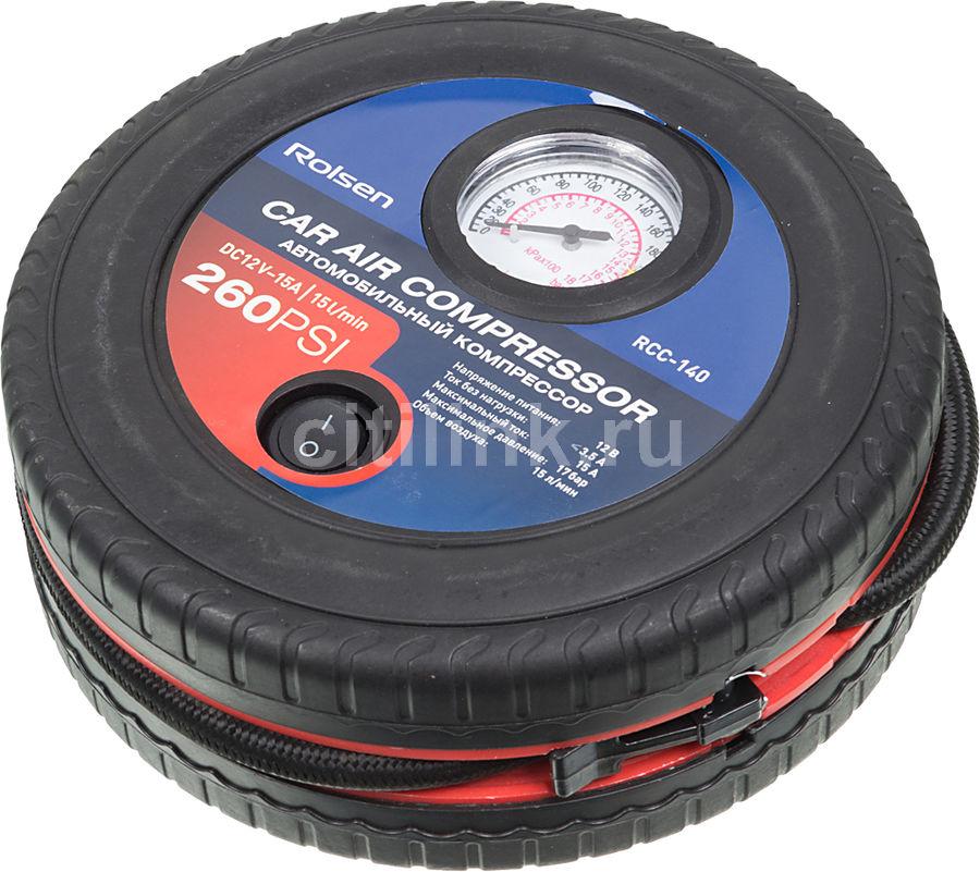 Автомобильный компрессор ROLSEN RCC-140 [1-rlca-rcc-140]