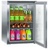 Холодильник LIEBHERR CMes 502,  однокамерный,  нержавеющая сталь вид 2