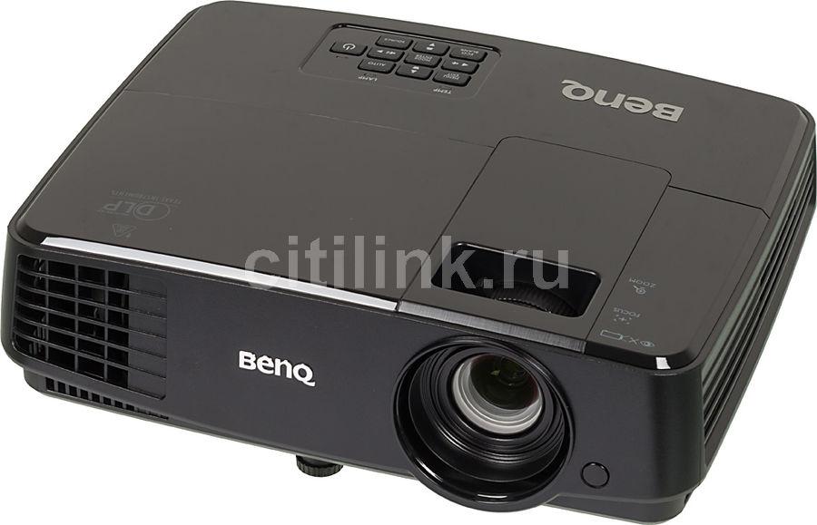 Проектор BENQ MX507 черный [9h.jdx77.13e]