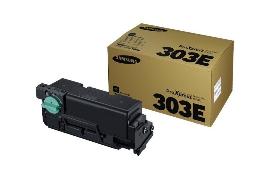 Картридж SAMSUNG MLT-D303E/SEE черный