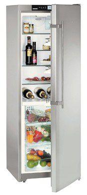 Холодильник LIEBHERR KBES 3660,  однокамерный,  нержавеющая сталь