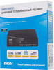 Ресивер DVB-T2 BBK SMP015HDT2,  темно-серый вид 7