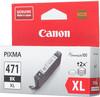 Картридж CANON CLI-471XLBK черный [0346c001] вид 3
