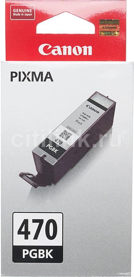 Картридж CANON PGI-470PGBK черный [0375c001]