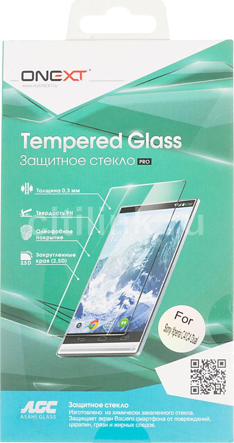 Защитное стекло ONEXT для Sony Xperia C4/C4 Dual,  1 шт [40945]