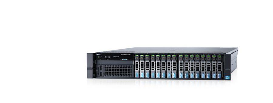 Сервер Dell PowerEdge R730 2xE5-2690v3 2x16Gb 2RRD x8 8x1Tb 7.2K 3.5