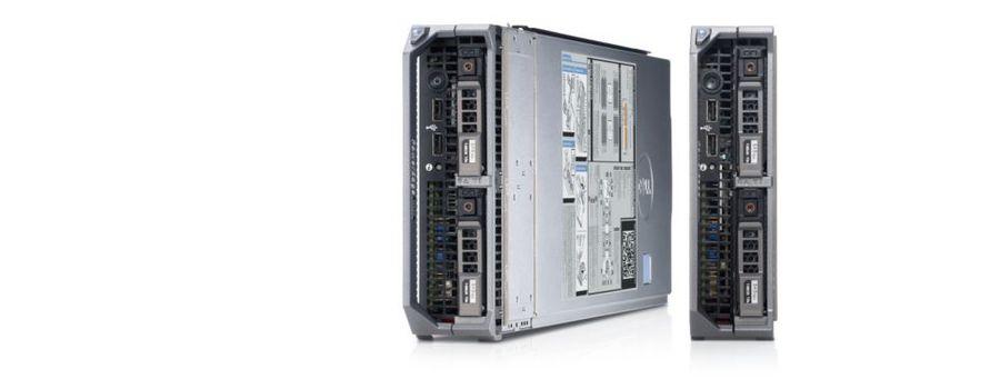 Сервер Dell PowerEdge M620 2xE5-2650v2 24x16Gb x2 2x300Gb 15K 2.5